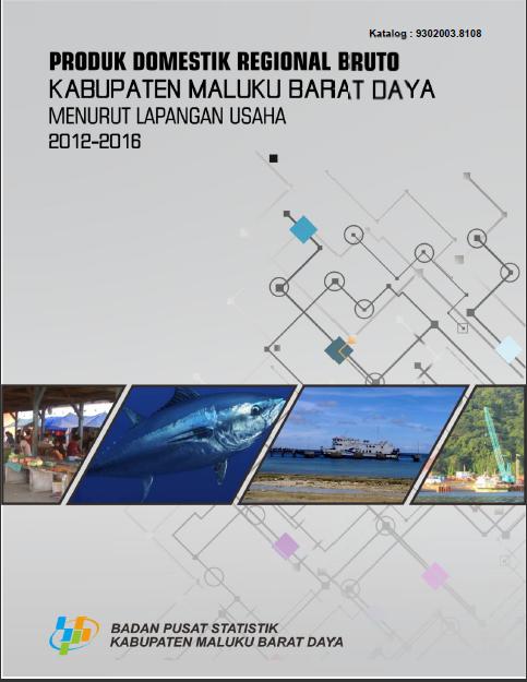 Bps Kabupaten Maluku Barat Daya